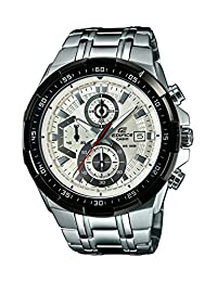 Casio Mens Edifice Analog Casual Quartz Watch NWT EFR-539D-7A