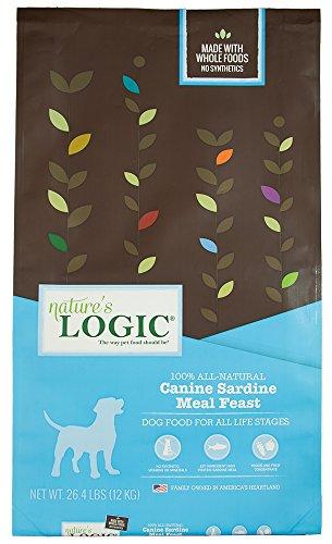 Natures Logic Natural - Nature'S Logic Canine Sardine Meal Feast, 26.4Lb