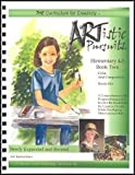 ARTistic Pursuits Elementary 4-5 Book Two, Color and Composition (ARTistic Pursuits) by Brenda Ellis (2013-08-02)