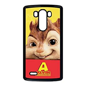 LG G3 Shell Phone Case for Classic Theme Alvin and the chipmunks comic Cartoon pattern design GAATC194466