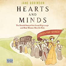 Hearts and Minds Audiobook by Jane Robinson Narrated by Karen Cass