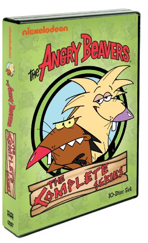 UPC 826663141405, The Angry Beavers: The Complete Series