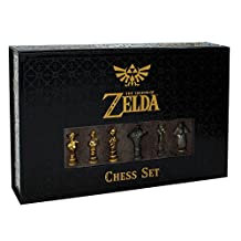 USAOPOLY Chess: The Legend Of Zelda Collector's Edition Board Game