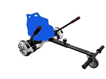 BAYZONN Silla Patinete Electrico Kart Hoverboard Hoverkart Compatible Todas Las Medidas