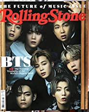 Rolling Stone Magazine June 2021 - BTS cover - The future of music issue