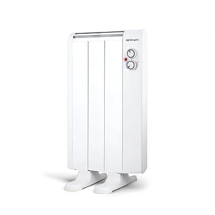 Orbegozo RRM 500 Emisor térmico de bajo Consumo sin Aceite, Color Blanco