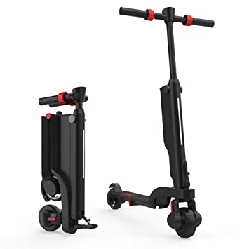Oaicr Patinete Electrico Scooter Plegable para Adulto y ...