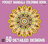 img - for Pocket Mandalas Coloring Book: 50 Detailed Designs book / textbook / text book