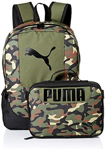 PUMA Kids Lunch Backpack Combo product image