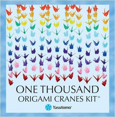 - Yasutomo One Thousand Origami Cranes Kit (OC2000)