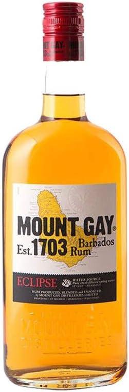 Ron - Mount Gay Eclipse 1L: Amazon.es: Alimentación y bebidas