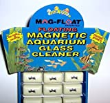 MAG-FLOAT small floating algae magnet aquatic glass cleaner