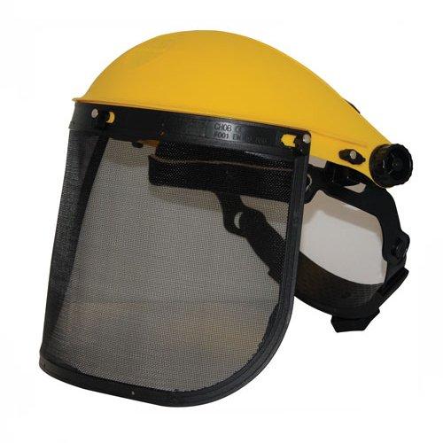 Silverline 140868 - Visor de protección con malla (Malla): Amazon ...