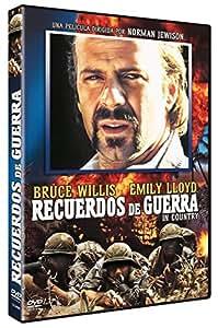 Recuerdos de guerra [DVD]