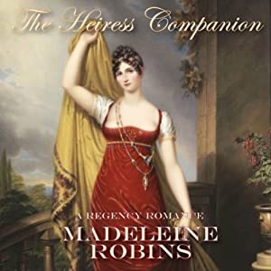 The Heiress Companion Hörbuch