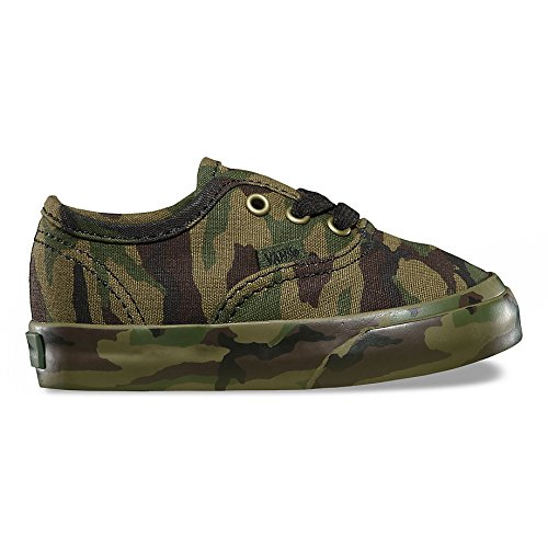 Vans Toddler Authentic (Mono Print) Camo VN0A38E7OP3 Toddler ()