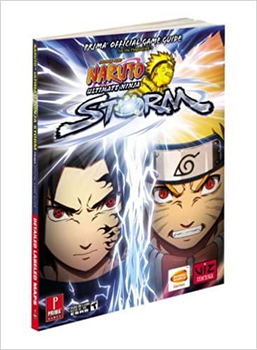 Naruto Ultimate Ninja Storm: Prima Official Game Guide ...