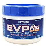 Evogen EVP Plus, Peach Mango, 40 ea (Pack of 2)