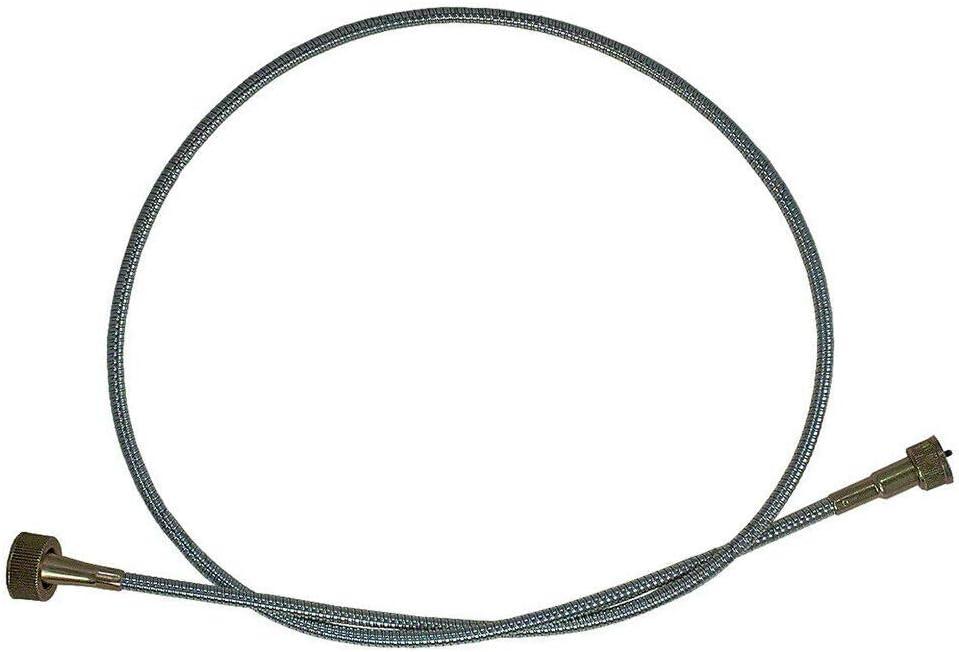 MercuriusParts Tachometer Cable fits International 424 444 504 2424 2404 340 2444 2504 330 404
