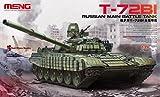 Meng 1:35 T-72 B1 Russian Main Battle Tank Plastic Model Kit #TS033