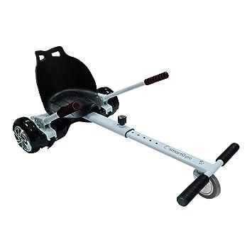 SMARTGYRO Go-Kart Pro Soporte Adaptable para patín eléctrico, Unisex Adulto