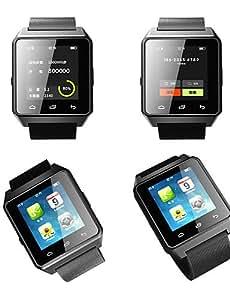 Para Vestir - para - Smartphone - Lincass - M28 - Reloj elegante - Bluetooth 3.0/Bluetooth 4.0 -Llamadas con Manos Libres/Control de , white