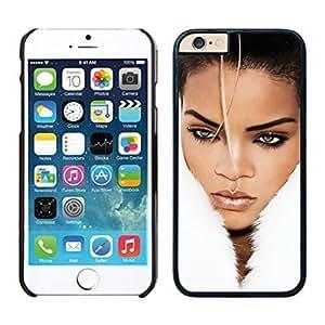 NEW DIY Unique Designed Case For Iphone 6 Rihanna (2) iPhone 6 4.7 TPU inch Phone Case 203