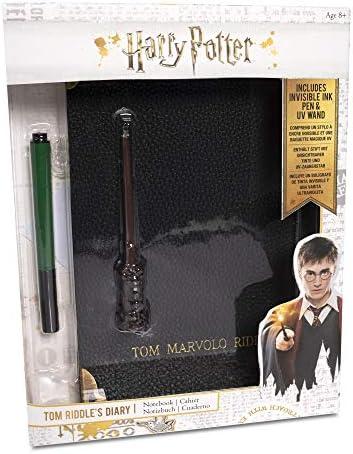 Wow Stuff - Cuaderno Mágico Tom Riddle Harry Potter: Amazon ...