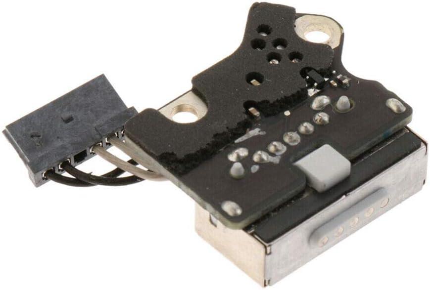 """MMOBIEL Repuesto Conector de Cable Flexible para Puerto de Carga Compatible con MacBook Pro 13/"""" Retina A1398 2012-2015"""