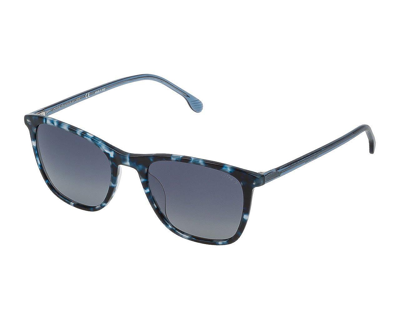 Lozza Gafas de sol unisex Polarizado SL4177M WT9P azul avana ...