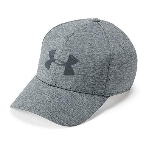 Under Armour Men's Twist Closer 2.0 Cap, Graphite (040)/Stealth Gray, Large/X-Large -