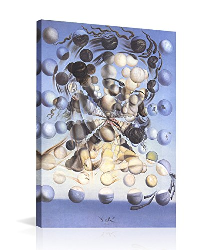 Galatea Of The Spheres - By Salvador Dali - Giclee Canvas Prints 16