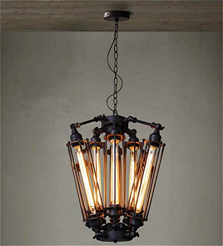 Susuo lighting black industrial loft steampunk steel ceiling light susuo lighting black industrial loft steampunk steel ceiling light industrial chandeliers with 8 lights mozeypictures Image collections
