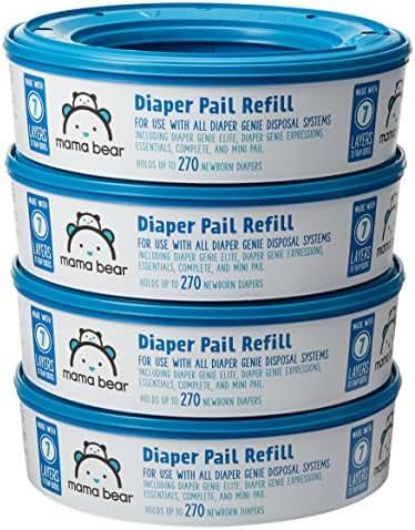 Diaper Pail Refills: Mama Bear