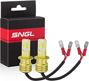 SNGL H3 LED Fog Light Bulb