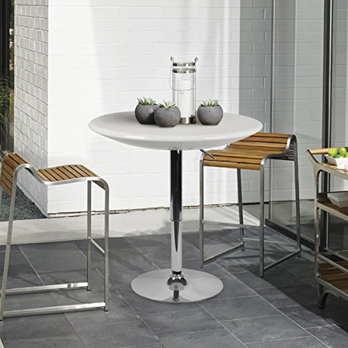pedestal base dining table - 8