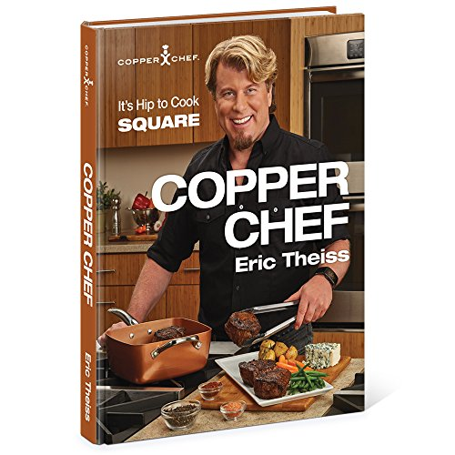 Price comparison product image Copper Chef Cookbook
