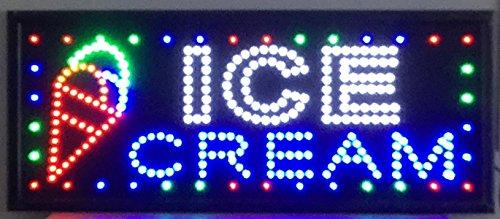 ice cream led sign - 4