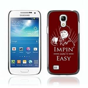 CaseLord Carcasa Funda Case - Samsung Galaxy S4 MINI / Impin ain't Easy , Funny Thrones /