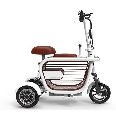 ZGYQGOO Scooter eléctrico Mobility Scooter eléctrico de 3 ...