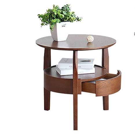 Amazon.com: Mesa de centro mesa de teléfono mesa pequeña ...