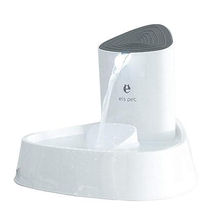 OTENGD Dispensador de Agua para Mascotas Sana e higiénica ...