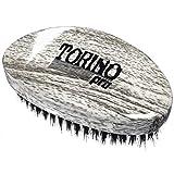 Torino Pro Wave Brushes By Brush King #42- Medium Curve Palm brush- For 360 Waves