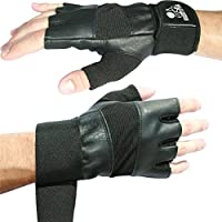 Nordic Lifting Weight Lifting Gloves with 12