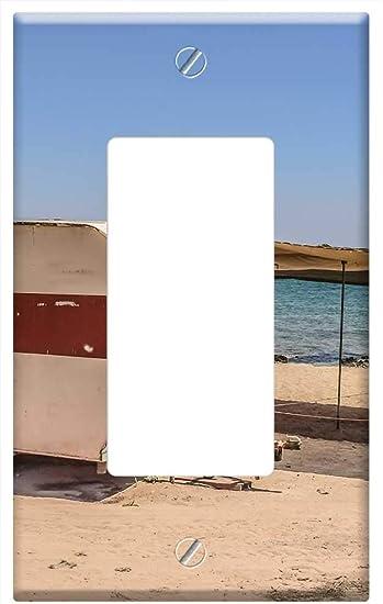 Cubierta para placa de pared – Remolque caravana cobertizo ...