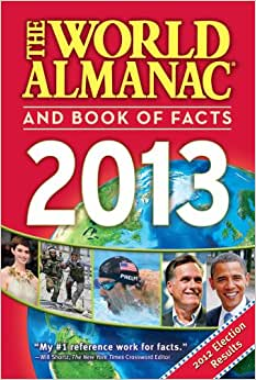 The World Almanac and Book of Facts 2013 - Livros na