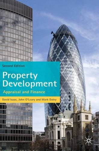 Property Development: Appraisal and Finance (Building & Surveying Series)