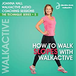 How to Walk Slopes with Walkactive