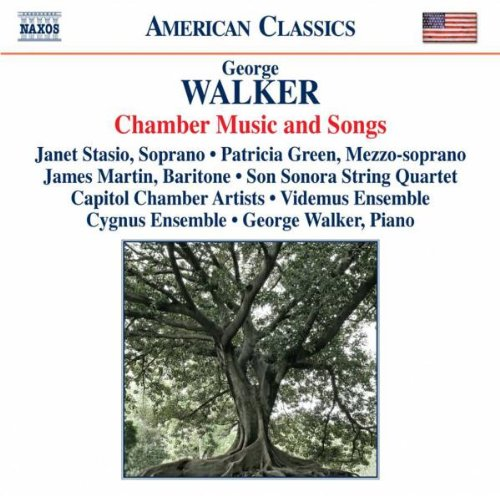 Walker: Chamber Music and Songs (Music American Chamber)