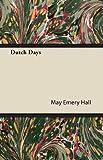 Dutch Days, May Emery Hall, 1446084930